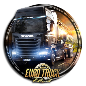 The Euro Truck Simulator 2